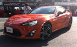 Toyota GT 86 [Scion FR-S]: First Live Photos
