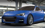Subaru BRZ to Compete in 2012 Super GT Championship