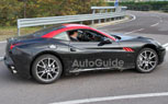 Ferrari California Re-Design Spied During Testing, Possibly Turbocharged