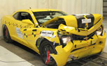 2012 Chevrolet Camaro Gets First Perfect NHTSA Crash Test Rating