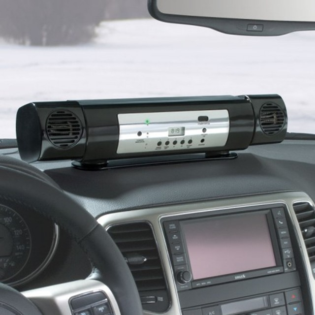 Car Interior Heater With Remote Control