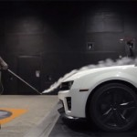 Chevrolet Camaro ZL1 Undergoes Over 100 Hours Of Wind Tunnel Testing [Video]