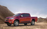 Chevrolet Colorado Will Offer Similar Functionality To Full-Size Truck: 2011 LA Auto Show