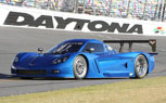 Chevrolet Corvette Daytona Prototype Unveiled