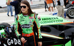 Danica Patrick to Make NASCAR Sprint Cup Debut At Daytona 500
