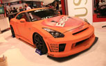 Eneos Features Custom Widebody Nissan GTR: 2011 SEMA Show