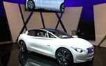Infiniti FWD Compact Will Use Mercedes-Benz A-Class Platform