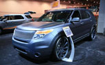Custom Ford Explorers Revealed, Eddie Bauer Edition Absent: 2011 SEMA Show