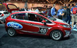 Ford Fiesta B-Spec Revealed: 2011 SEMA Show