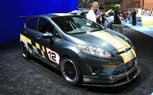 Ford Fiesta Concepts Debut: 2011 SEMA Show