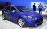 Ford Focus ST Blues Us Away: 2011 LA Auto Show