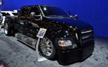 Ford F-Series Customs Span From Mild To Wild: 2011 SEMA Show