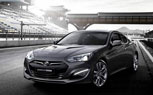 2013 Hyundai Genesis Coupe Rendered
