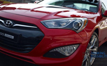 2013 Hyundai Genesis Coupe Photos Slip Out