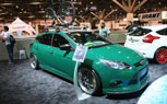 Ford Focuses On The Focus With Nine Customs: 2011 SEMA Show