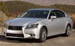 Lexus Announces GS250 Sedan