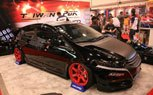 Widebody Honda Insight Spotted: 2011 SEMA Show