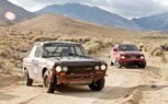 Nissan Juke Vs. Datsun 510 Duke It Out In The Dirt [Video]