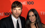 Ashton Kutcher Bought Demi Moore A Lexus LS 600h L To Save Their Marriage