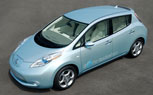 Nissan Leaf Meeting Sales Goals, On Pace For 10,000 Units In America