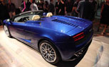 Stars and Cars Lambo LP550-2 Spyder Revealed at Exclusive Gathering in Beverly Hills: 2011 LA Auto Show [Video]