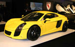 Mastretta MXT Makes It's North American Debut: 2011 LA Auto Show