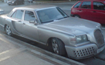 Bosnian Tuner Adds Bugatti Style to Retro Benz, With Terrible Results