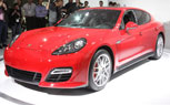 Porsche Panamera GTS Unveiled With No Manual, Launch Control: 2011 LA Auto Show
