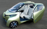 "Nissan PIVO 3 Revealed as ""Near Future"" Urban EV: Tokyo Motor Show Preview"