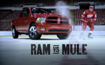 Ram Truck Is The Official Truck Of The Detroit Red Wings