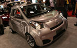 Scion iQ Makes Its Aftermarket Debut: 2011 SEMA Show