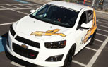 Chevrolet Sonic Concept Explained By Ricky Carmichael: 2011 SEMA Show