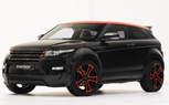 Startech Range Rover Evoque Revealed At Essen Motor Show