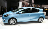 Toyota Prius c Revealed with Over 50 MPG Rating: 2011 Tokyo Motor Show