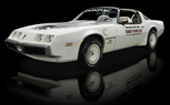 1980 Pontiac Trans Am 20th Anniversary Turbo Pace Car [Retro Resale]