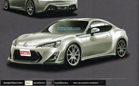 Toyota FT-86 TRD Package Leaked