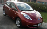 Three Days With the Nissan Leaf: An Emissions-Free Adventure in Tweets