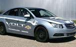 Chevrolet Cruze Plug-In To Debut As Early 2014