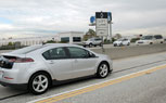 2012 Chevrolet Volt To Qualify For California HOV Lanes