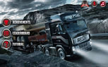 Volvo Launches FH16 750 Game for Smartphones and Tablets [Video]