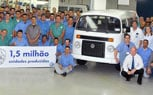 VW Brazil Builds its 1.5 Millionth Bus