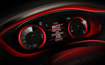 2013 Dodge Dart Interior Teased: Detroit Auto Show Preview