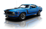 1970 Ford Mustang Boss 302 Is A True Legend [Retro Resale]