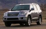 Lexus LX570 To Debut Next Month