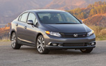 "2012 Honda Civic Si Gets ""Recommended"" Rating by Consumer Reports"
