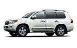 2012 Toyota Land Cruiser Revealed