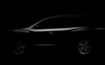 2013 Nissan Pathfinder Concept Teased: Detroit Auto Show Preview