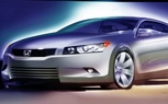 2013 Honda Accord Coupe Concept to Bow at Detroit Auto Show