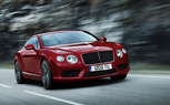 Bentley Continental GT Twin Turbo V8 To Debut At Detroit Auto Show