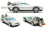 "Back Up Files With ""Back In Time"" DeLorean USB Flash Drive"